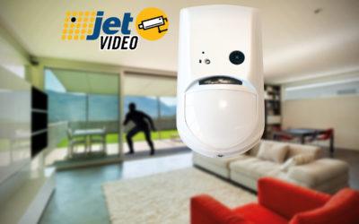 Bewegungsmelder mit Videofunktion