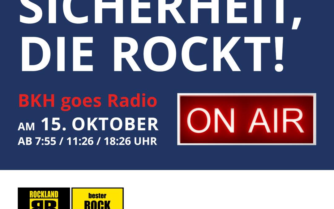 BKH goes Radio